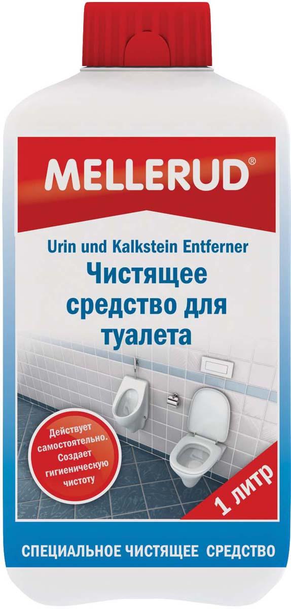 Средство чистящее для туалета Mellerud, 1 л средство для чистки и ухода за линолеумом mellerud 1 л