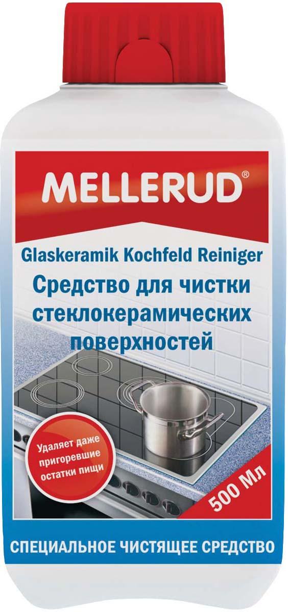 Средство для чистки стеклокерамических поверхностей Mellerud, 500 мл338Чистит бережно и основательно все стеклокерамические кухонные плиты, придает блеск и долговременную защиту. Облегчает ежедневную чистку. Удаляет даже стойкие загрязнения и остатки пригоревшей пищи. Специальные ухаживающие компоненты предотвращают пригорание остатков пищи на поверхности плиты и снижают риск повреждения поверхности пригоранием сахаросодержащих блюд.Применение. Сильные загрязнения предварительно удалить при помощи скребка для поверхностей из стеклокерамики. Перед применением хорошо встряхнуть! В зависимости от вида загрязнения нанести небольшое количество средства на охлажденную поверхность плиты, растереть его с помощью тряпки или губки, оставить на короткое время и удалить растворившуюся грязь. Протереть чистой сухой тряпкой и отполировать, не оставляя разводы. Чтобы сохранить защитную пленку, не протирать мокрой тряпкой.Внимание. Не допускать попадания в руки детей.