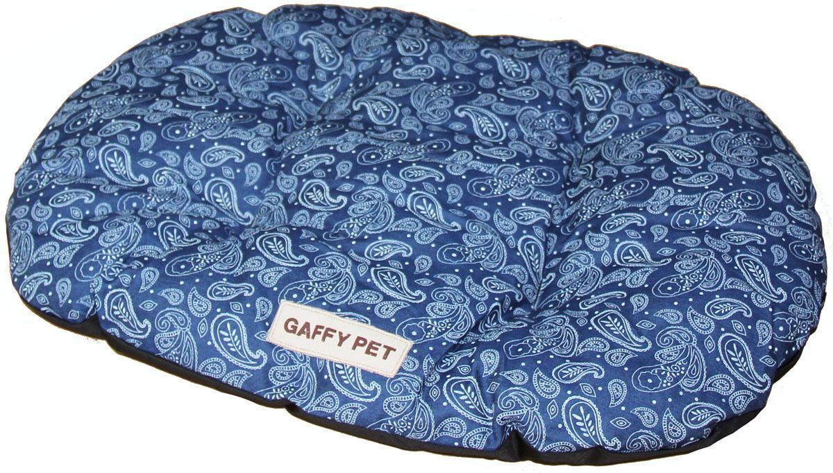 Подушка Gaffy Pet Paisley, 75 х 55 см11083XLПодушка из серии Пейсли с популярным орнаментом Огурцы. Классическая форма удобна для перемещения и в поездках. Прочная, не истирается, подвергается любой чистке.