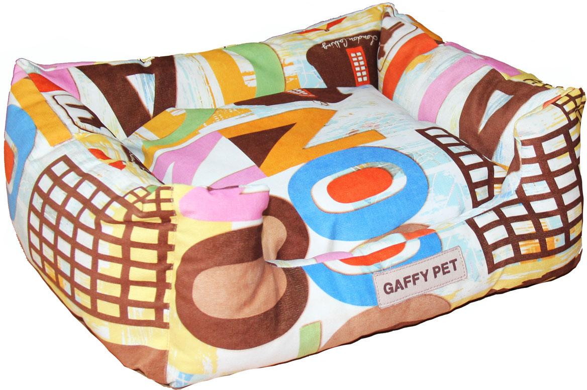 Лежак для животных Gaffy Pet  London , 55 х 45 х 23 см - Лежаки, домики, спальные места