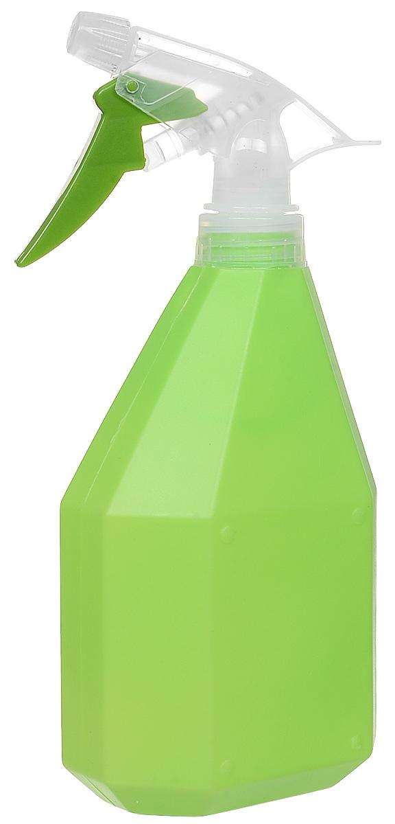 Опрыскиватель Idea Конус, цвет: зеленый, 0,5 л компостер садовый сибгрядки цвет зеленый 678 л