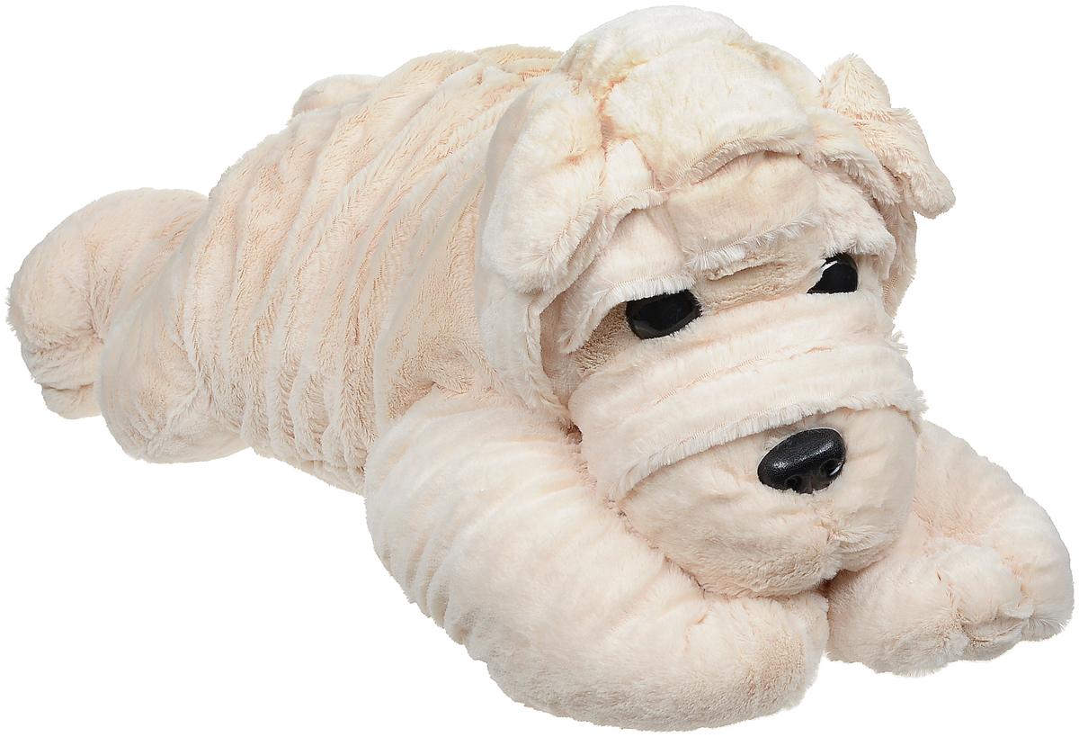 СмолТойс Мягкая игрушка Шарпей 80 см мягкая игрушка смолтойс зайка радужный 51 см