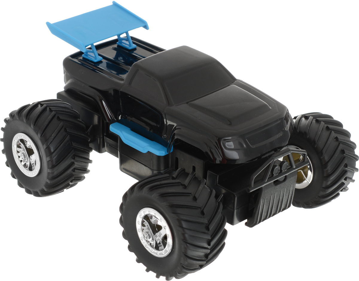 Maisto Внедорожник Power Builds цвет синий игрушка maisto 1957 chevrolet bel air 81302