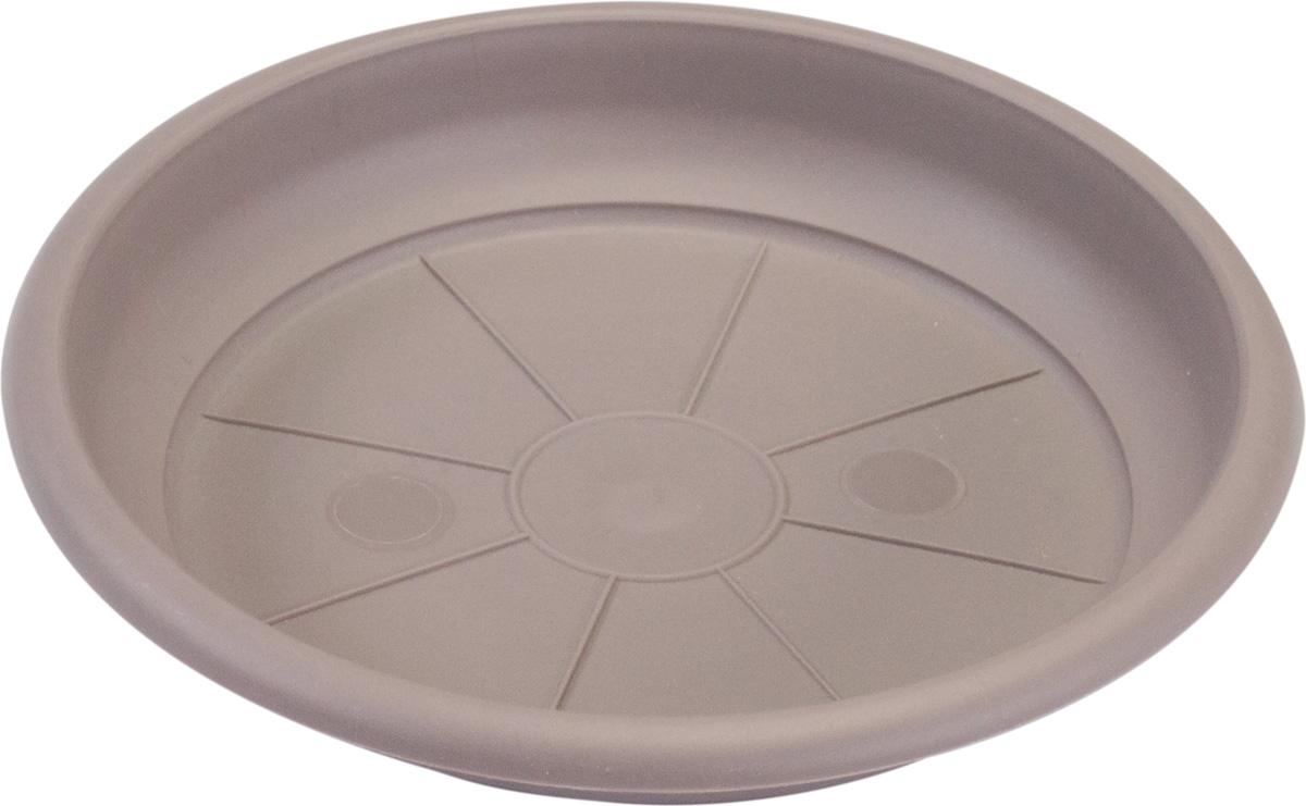 Поддон Santino Терра, цвет: шаде, диаметр 18,5 смПТ 4 ШАДИзготовлен из высококачественного пластика, не содержащего вредных примесей, устойчивы к воздействию ультрафиолета. Удерживает влагу дольше, чем глиняные изделия.