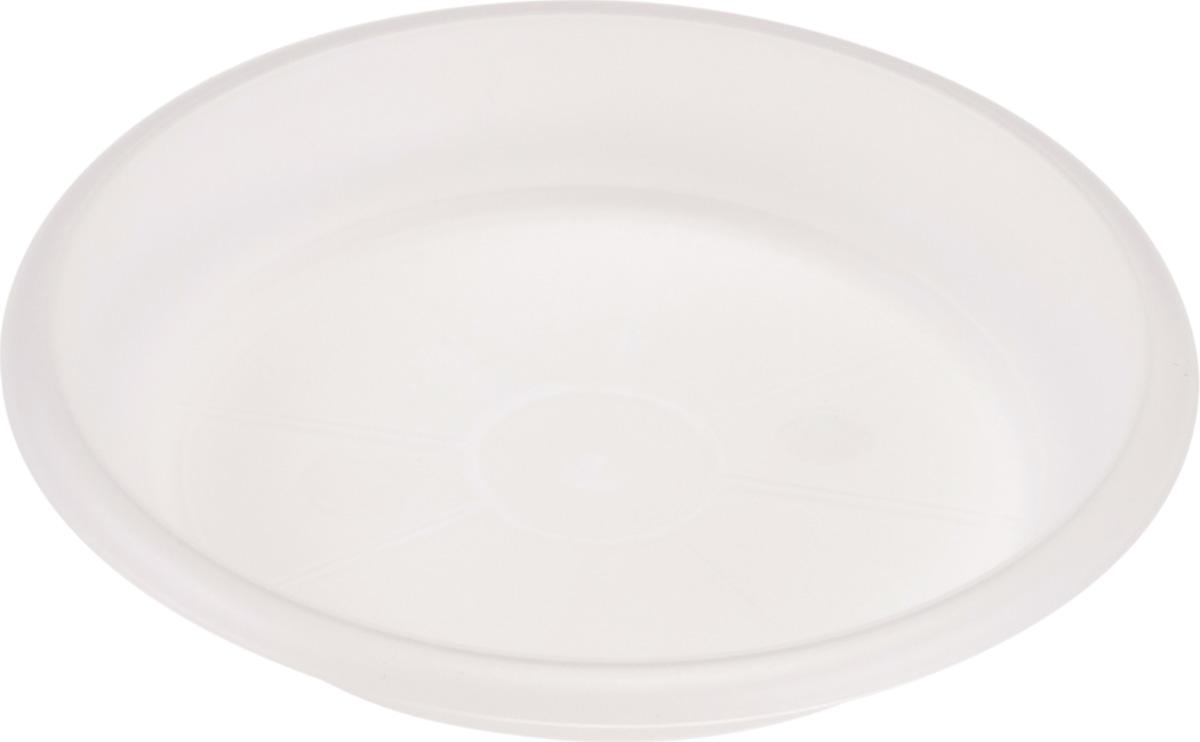 Поддон Santino Терра, цвет: прозрачный, диаметр 12,5 смПТ 1 ПРИзготовлен из высококачественного пластика, не содержащего вредных примесей, устойчивы к воздействию ультрафиолета. Удерживает влагу дольше, чем глиняные изделия.
