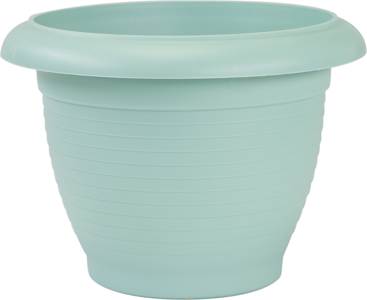 Горшок цветочный Santino Терра, цвет: нефрит, 6 лГТ 6 НЕФИзготовлен из высококачественного пластика, не содержащего вредных примесей, устойчивы к воздействию ультрафиолета. Удерживает влагу дольше, чем глиняные изделия.