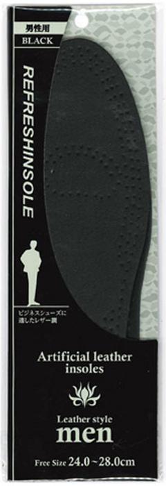 Fudo Kagaku Стельки для классической мужской обуви (черные, кожзам) 24-28 см ромашина н сост подготовка к всероссийской проверочной работе русский язык 5 класс