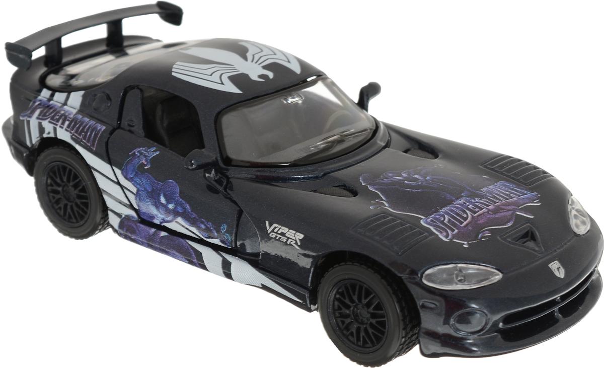 Maisto Модель автомобиля Dodge Viper GT2 цвет черный