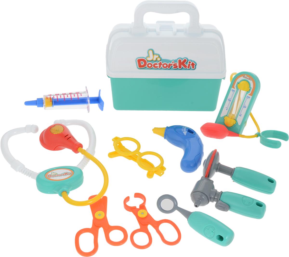 Keenway Игрушечный набор Мой доктор - Сюжетно-ролевые игрушки