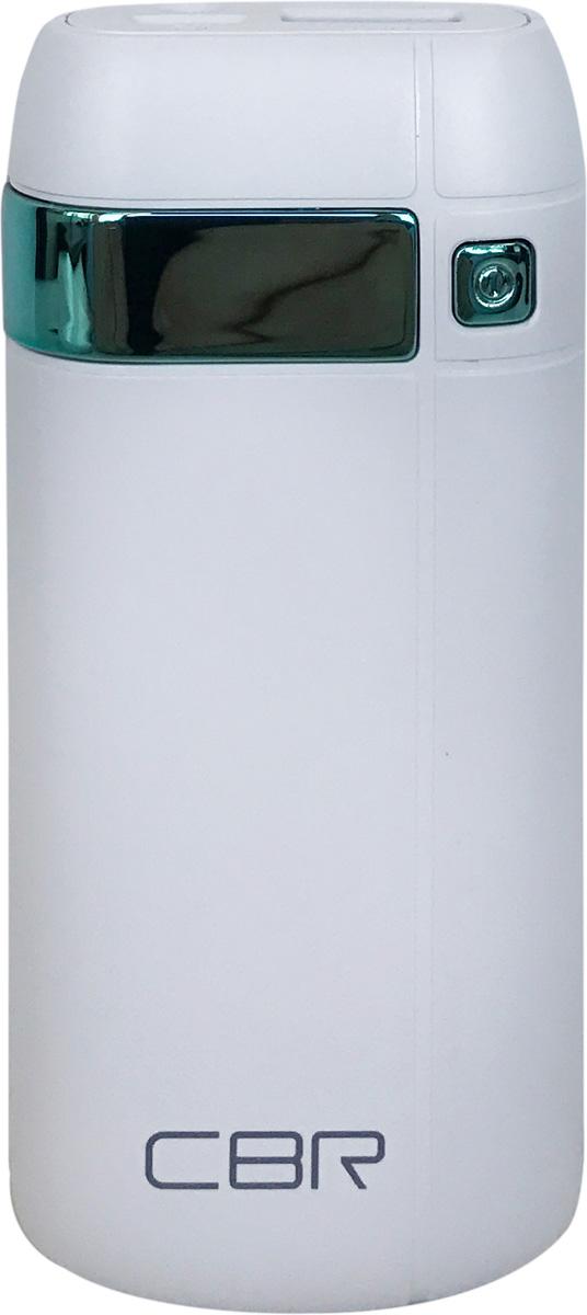 CBR 4040, White внешний аккумулятор (4000 мАч)