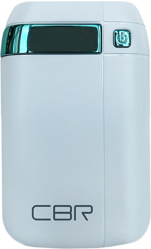 CBR 4075, White внешний аккумулятор (7500 mAh)CBP 4075 WhiteВнешний аккумулятор CBR 4075 имеет всвоем сердце мощную литиево-ионную батарею емкостью 7500 мАч— это очень внушительная цифра. Ваккумуляторе имеется индикатор оставшегося заряда. Два выхода USB поддерживают зарядку двух устройств одновременно, причем один извыходов имеет повышенную мощность. Прочный корпус изготовлен изнадежного илегкого пластика, авкачестве приятного бонуса внего встроен фонарик. Этот элегантный, мощный инадежный девайс определенно придется вам подуше.
