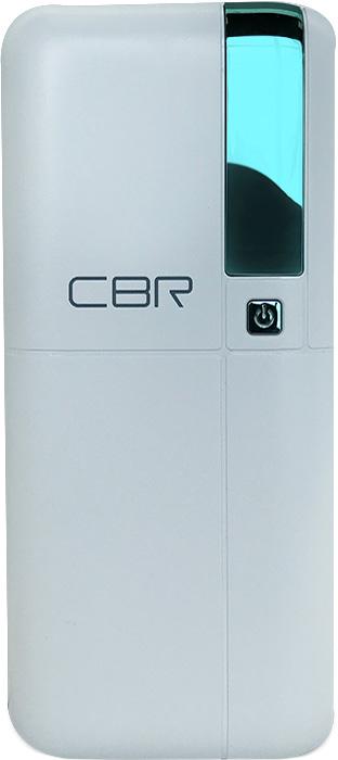 CBR 4100, White внешний аккумулятор (10 000 mAh)CBP 4100 WhiteВнешний аккумулятор CBR 4100 имеет всвоем сердце мощную литиево-ионную батарею емкостью 10000 мАч— это очень внушительная цифра. Ваккумуляторе имеется индикатор оставшегося заряда. Два выхода USB поддерживают зарядку двух устройств одновременно, причем один извыходов имеет повышенную мощность. Прочный корпус изготовлен изнадежного илегкого пластика, авкачестве приятного бонуса внего встроен фонарик. Этот элегантный, мощный инадежный девайс определенно придется вам подуше.