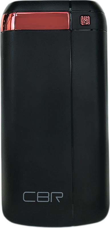 CBR 4160, Black внешний аккумулятор (16000 мАч)CBP 4160 BlackВнешний аккумулятор CBR 4160 имеет в своем сердце мощную литиево-ионную батарею емкостью 16000 мАч - это очень внушительная цифра. В аккумуляторе имеется индикатор оставшегося заряда. Три выхода USB поддерживают зарядку трех устройств одновременно, причем один из выходов имеет повышенную мощность. Прочный корпус изготовлен из надежного и легкого пластика, а в качестве приятного бонуса в него встроен фонарик. Этот элегантный, мощный и надежный девайс определенно придется вам по душе.