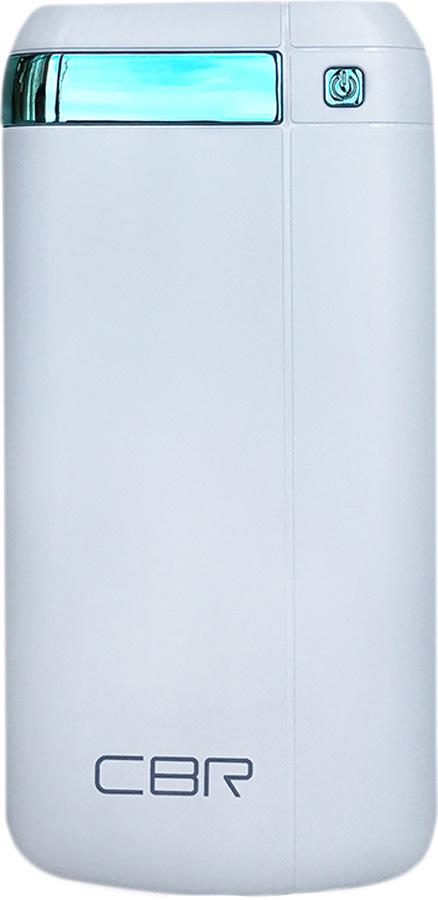 CBR 4160, White внешний аккумулятор (16000 мАч)