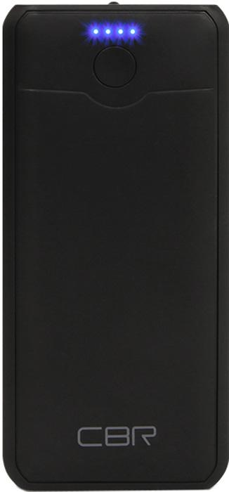 CBR 5040, Black внешний аккумулятор (4000 мАч)CBP 5040Компактный внешний аккумулятор CBR 5040 - это устройство, предназначенное для экстренной подзарядкисовместимого устройства через разъем USB. Подходит как для смартфонов и планшетных компьютеров, так и длянавигаторов, плееров и прочих девайсов. При собственной емкости в 4000 мАч, устройство имеет выходную силутока 1 А, при этом размеры позволяют без труда переносить, хранить и просто всегда иметь его под рукой.