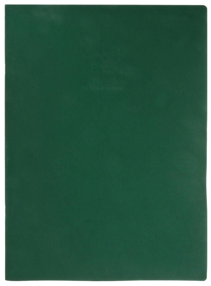 Блокнот Clairefontaine Crok Book, формат A3, цвет: зеленый, 24 листа6031С_зеленыйБлокнот Clairefontaine Crok Book, формат A3, цвет: зеленый, 24 листа