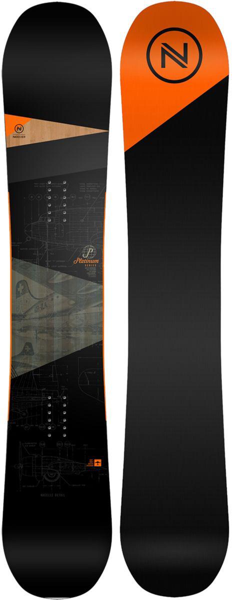 Сноуборд Nidecker  Platinum . Ростовка 158 см - Зимние виды спорта