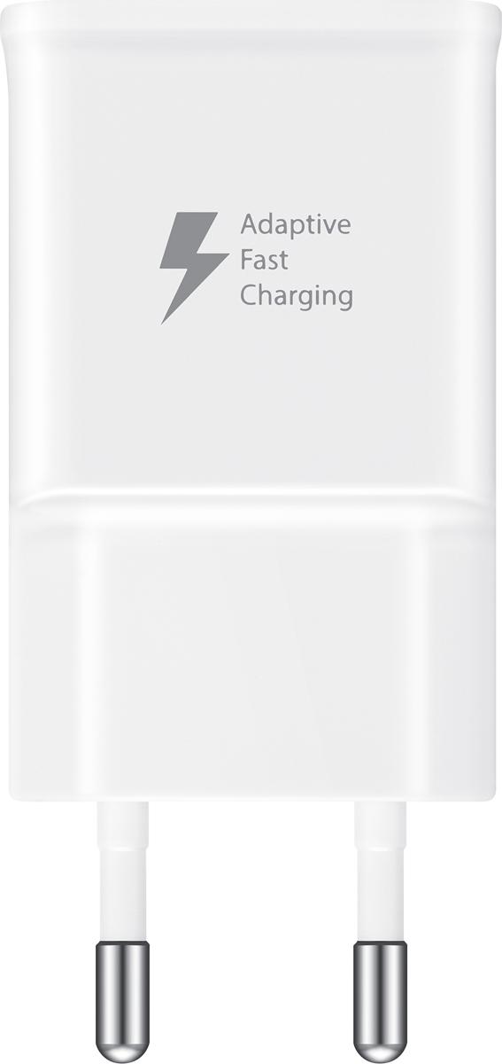 Samsung EP-TA300 DeX, White сетевое зарядное устройство Type-CSAM-EP-TA300CWEGRUСетевое зарядное устройство для гаджетов сразъемом USB Type-C позволит заряжать ваши электронные устройства отлюбой сетевой розетки.