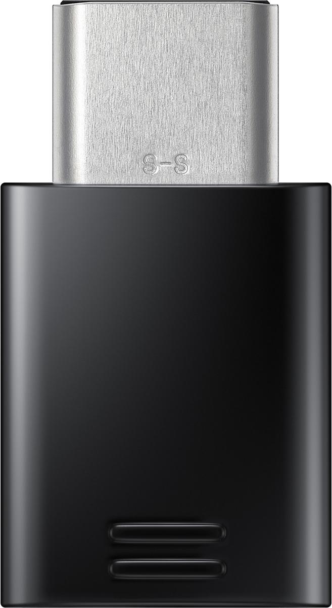 Samsung EE-GN930B, Black переходник microUSB -Type-C samsung ee gn930 white переходник адаптер