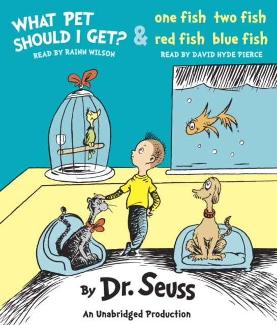WHAT PET SHO/ONE FISH(UAB)(CD) what pet should i get