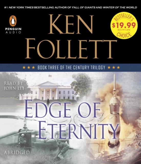 EDGE OF ETERNITY (CD)(BSC) follett ken edge of eternity