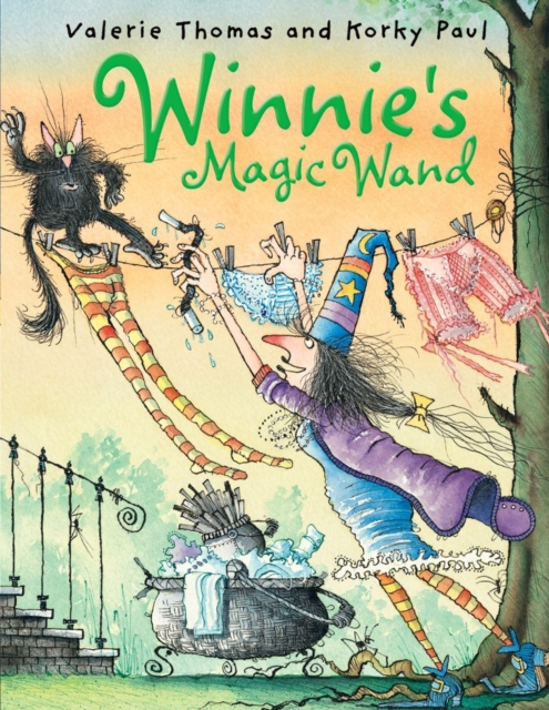 Winnie's Magic Wand (Reissue)