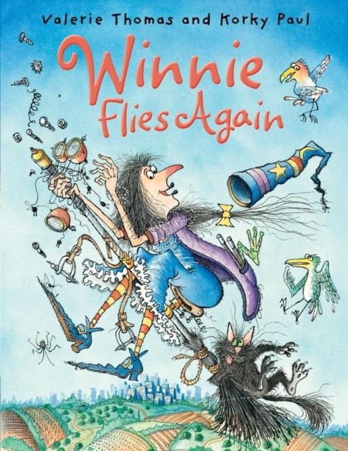 Winnie Flies Again (Reissue) winnie flies again