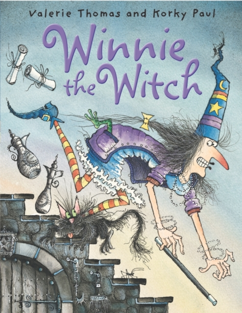 Winnie the Witch (paperback and CD) (Reissue) pillywiggins and the tree witch