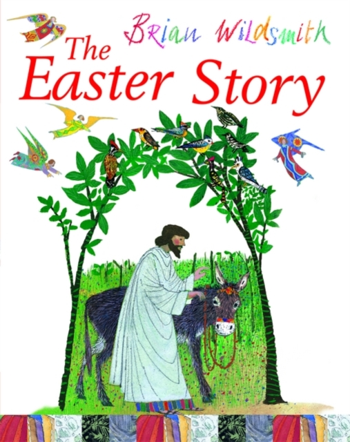 The Easter Story (Reissue) the courage to create reissue