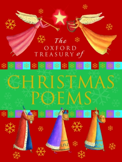 The Oxford Treasury of Christmas Poems (Reissue) маска b
