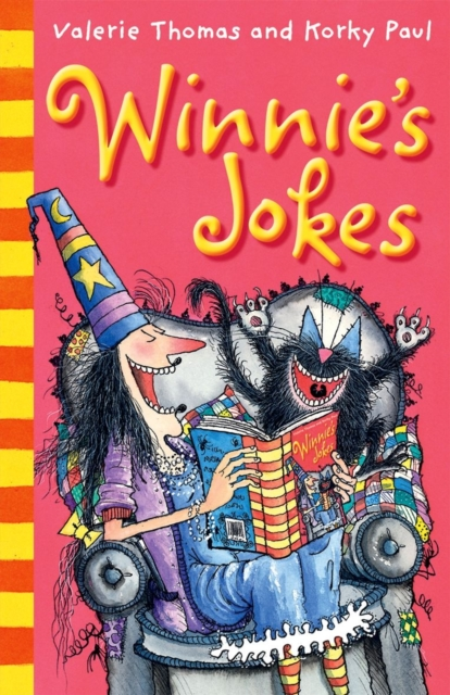 Winnie's Jokes lessons in laughing out loud