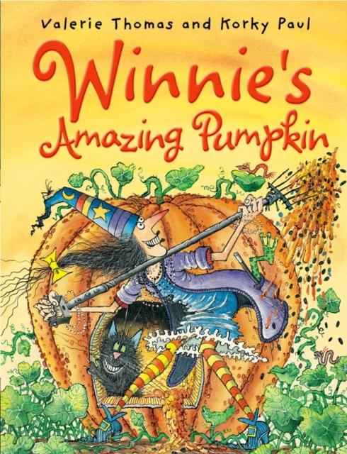 Купить Winnie's Amazing Pumpkin,