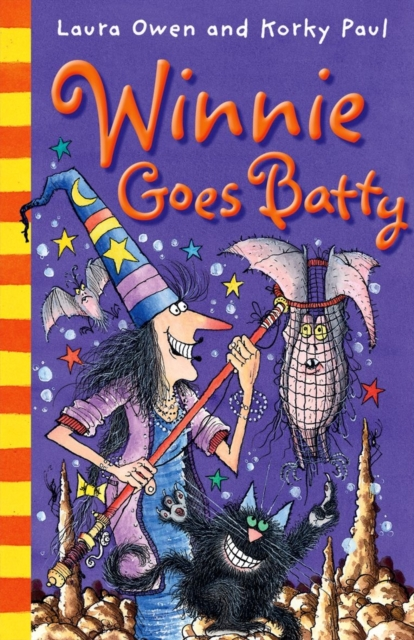 Winnie Goes Batty wilbur s book of things that go