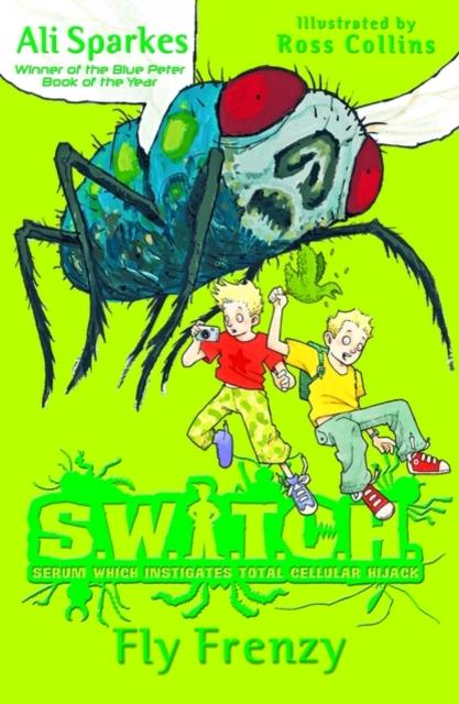 SWITCH:Fly Frenzy stolen