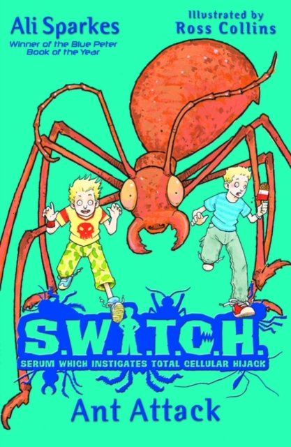 SWITCH:Ant Attack bad heir day
