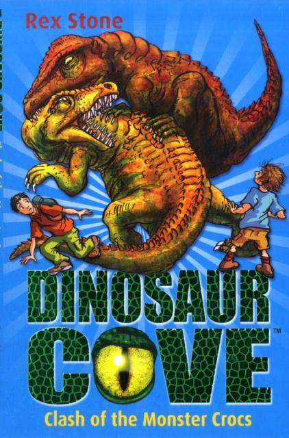Clash of the Monster Crocs: Dinosaur Cove 14