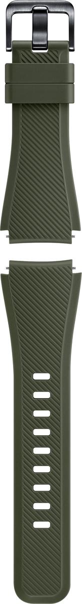 Samsung ET-YSU76 ремешок для Gear S3, Dark Green