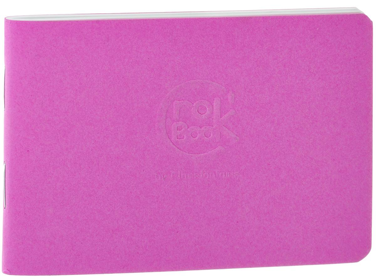 Блокнот Clairefontaine Crok Book, цвет: малиновый, формат A7, 24 листа6035С_малиновыйОригинальный блокнот Clairefontaine Crok Book идеально подойдет для памятных записей, любимых стихов, рисунков и многого другого. Плотнаяобложка предохраняет листы от порчи и замятия.Блокнот формата А7 содержит24 листа. Такой блокнот станет забавным и практичным подарком - он не затеряется среди бумаг, и долгое время будет вызывать улыбку окружающих.
