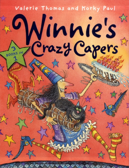Winnie's Crazy Capers чай flying dragon