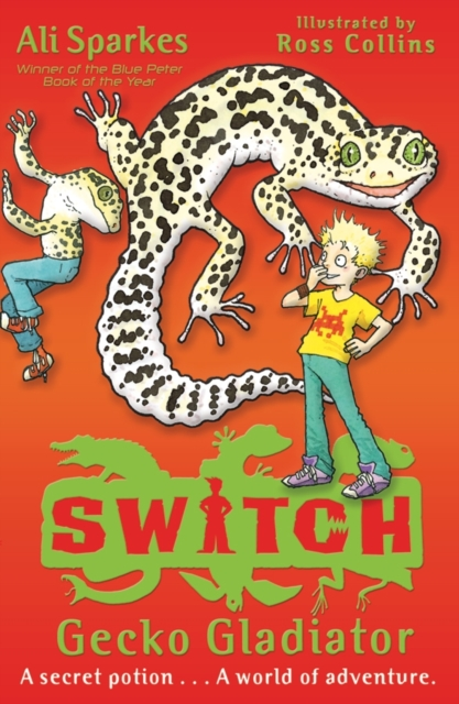 S.W.I.T.C.H 10: Gecko Gladiator seeing things as they are