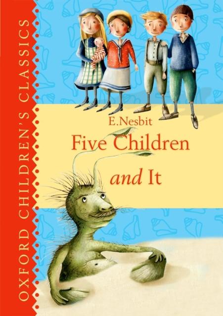 купить Oxford Children's Classics: Five Children & It (New ed.) дешево