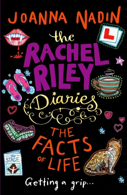 The Facts of Life (Rachel Riley Diaries 6) (Reissue) lucinda riley tormiõde