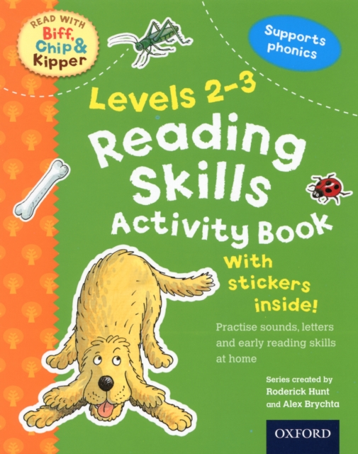 Oxford Reading Tree Read With Biff, Chip, and Kipper: Reading Skills Activity Book super safari 2 activity book