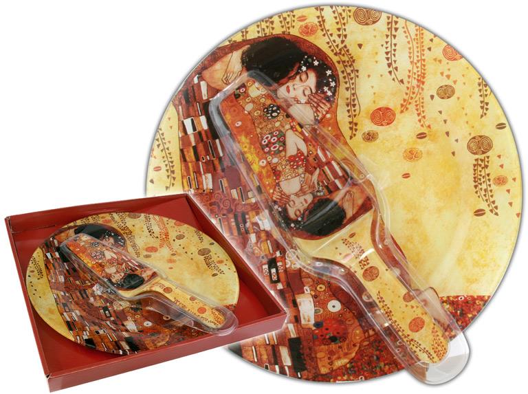 Менажница Carmani Г. Климт, с ручкой, 34х34х3,5 смCAR198-7028-ALТорговая марка Carmani (Польша) известна с XIX века. Основатель марки, Престон Кармани, принадлежал к высшему свету Европы, известному своими прогрессивными идеями и тягой к искусству.Конкурентными преимуществами марки Carmani является высокое качество продукции и неповторимый дизайн. Процесс разработки нового предмета представляет собой сочетание традиционных методов и современных компьютерных технологий. Следует отметить, что каждая серия кружек Carmani имеет яркую индивидуальность, оригинальный дизайн и отражает разные темы, связанные с развитием и культурой человечества. Стеклянные тарелки и карманные зеркала с изображением прекрасных дам с полотен известных художников, выпускаются ограниченным тиражом и имеют коллекционную ценность.