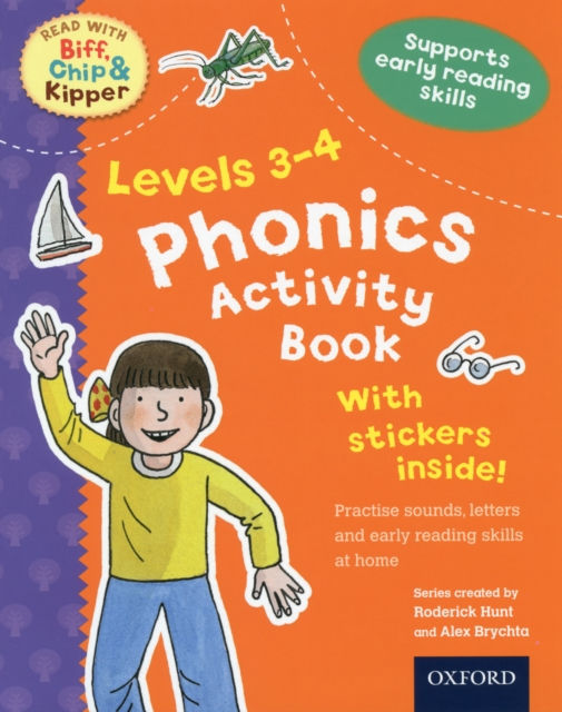 Oxford Reading Tree Read With Biff, Chip, and Kipper: Phonics Activity Book transformers a fight with underbite activity book level 4