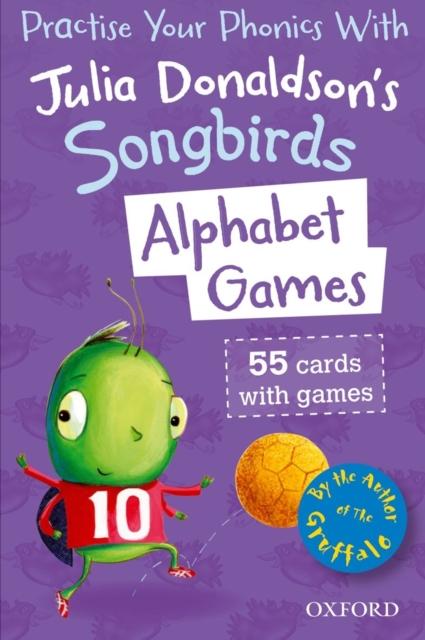 Oxford Reading Tree Songbirds: Alphabet Games Flashcards my phonics 1 the alphabet student s book учебник