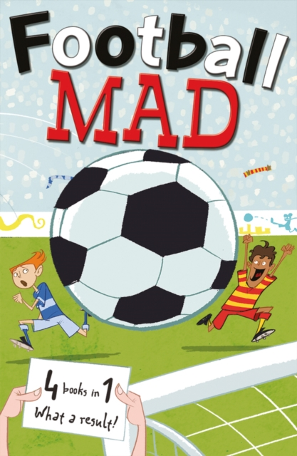 Football Mad 4-in-1 (Reissue)