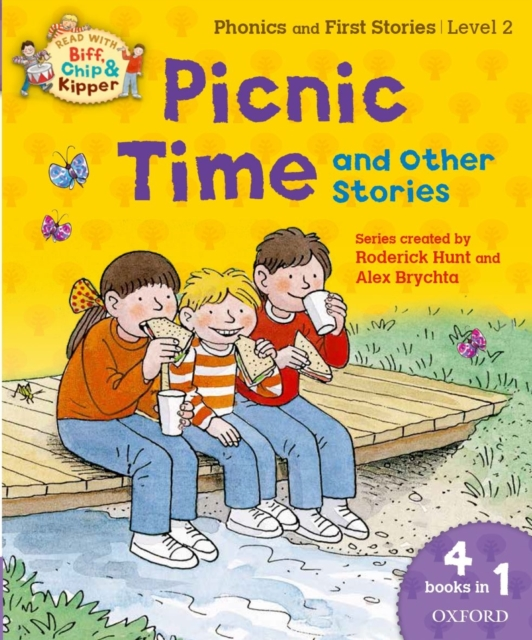 Oxford Reading Tree Read with Biff, Chip and Kipper: Picnic Time and Other Stories sweet years sy 6128l 21