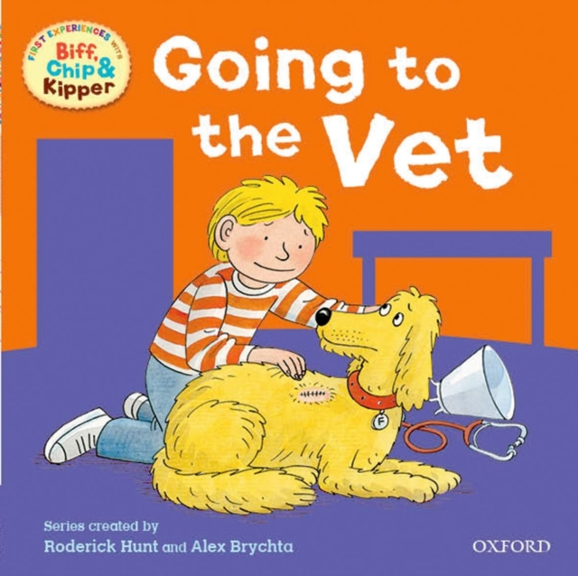 Oxford Reading Tree: Read With Biff, Chip & Kipper First Experiences Going to the Vet kipper s a to z