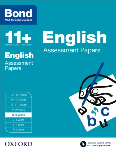 Bond 11+: Assessment Papers: 8-9 years